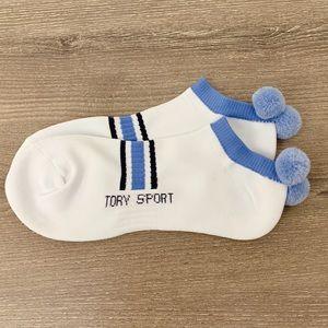 Tory Burch Sport Long Crew Sock